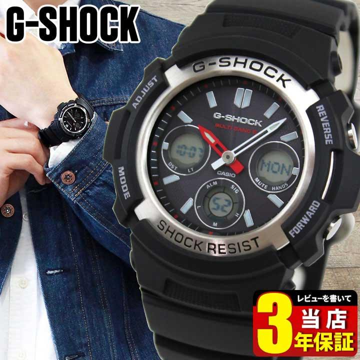 腕時計, メンズ腕時計 G-SHOCK CASIO G AWG-M100-1A