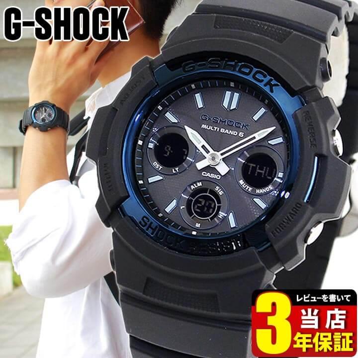 腕時計, メンズ腕時計 G-SHOCK CASIO gshock G AWG-M100A-1A