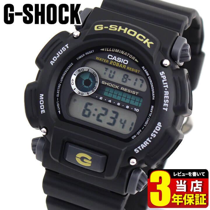 腕時計, メンズ腕時計 CASIO G-SHOCK G DW-9052-1B 3