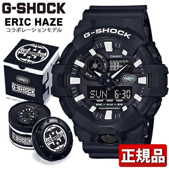 腕時計, メンズ腕時計 G G-SHOCK 35 CASIO GA-700EH-1AJR ERIC HAZE