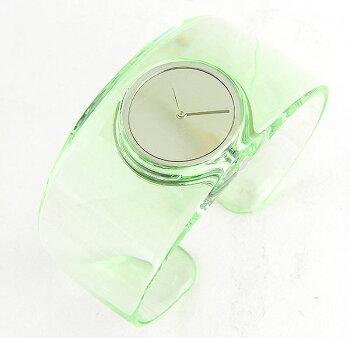 SEIKOセイコーISSEYMIYAKEイッセイミヤケNY0W001国内正規品レディース女性用腕時計ウォッチクオーツアナログ緑グリーンバングル
