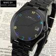 ★送料無料 MARC BY MARC JACOBS マーク バイ マーク ジェイコブス mbm8601 海外モデル レディース 腕時計 シンプル ブラック メタル ウォッチ クオーツ