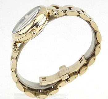 MARCJACOBSマークジェイコブスMJ3486海外モデルレディース腕時計ウォッチメタルバンドクオーツアナログ黒ブラック金ゴールドDOTTYドッティ