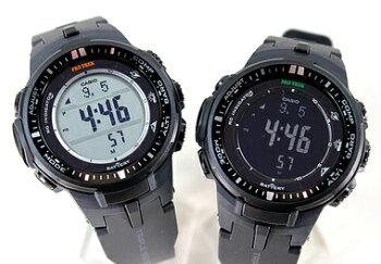 ★送料無料CASIOPROTREKカシオプロトレック電波ソーラータフソーラー電波時計メンズ腕時計時計PRW-3000-1A海外モデル