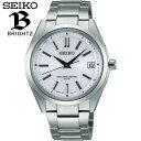 セイコー ブライツ 腕時計 SEIKO BRIGHTZ 電波 ソーラー 電波ソーラー チタン メンズ SAGZ079 国内正規...