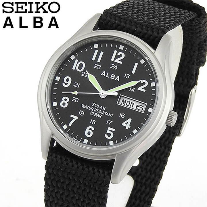 腕時計, メンズ腕時計 SEIKO ALBA AEFD557 7