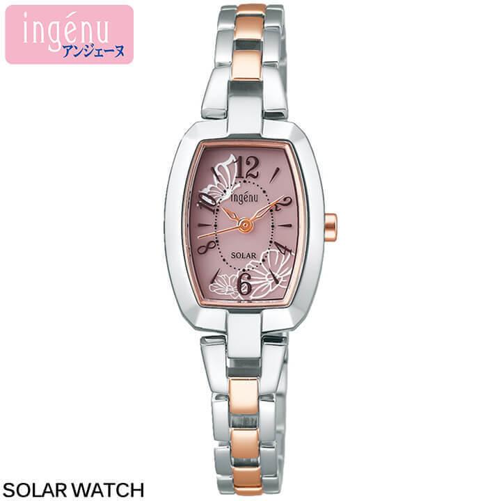 腕時計, レディース腕時計 109 SEIKO ALBA ingenu AHJD423