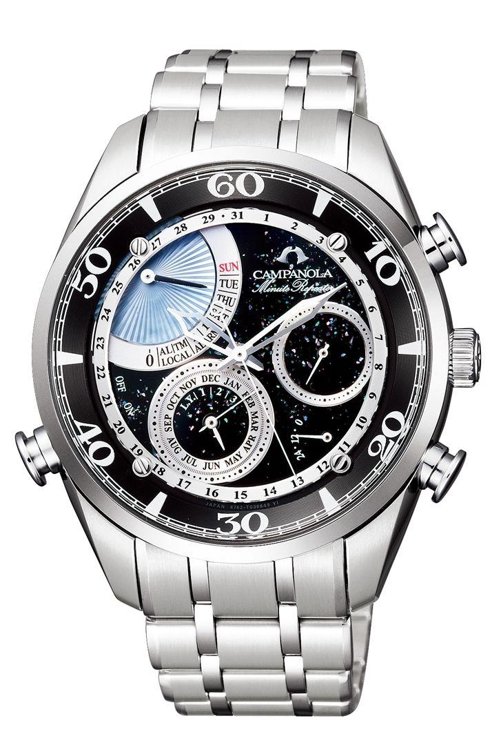 腕時計, メンズ腕時計  CAMPANOLA CITIZEN AH7060-53F 30376;
