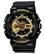 """【正規品】 CASIO 【カシオ】 G-SHOCK GA-110GB-1AJF """"Black × Gold Series 【ブラック×ゴールドシリーズ】"""" 【腕時計】"""