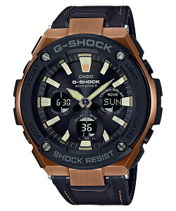 ※【正規品】CASIO【カシオ】G-SHOCKGST-W120L-1AJFGスチール【腕時計】
