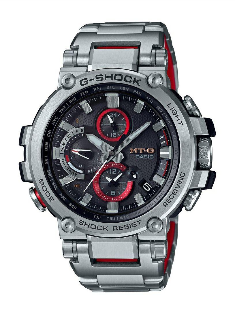 腕時計, メンズ腕時計 CASIO MT-G MTG-B1000D-1AJF