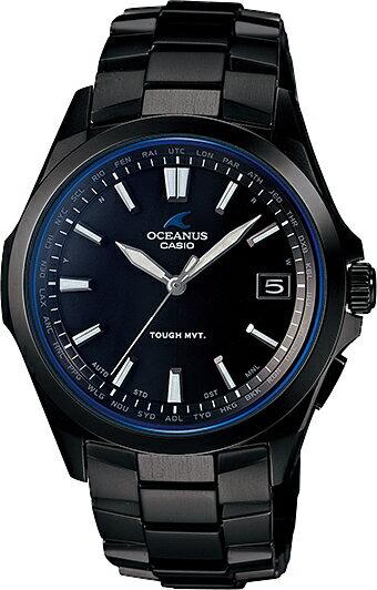 CASIO oceanus OCEANUS CASIO OCW-S100B-1AJF 3 Han...