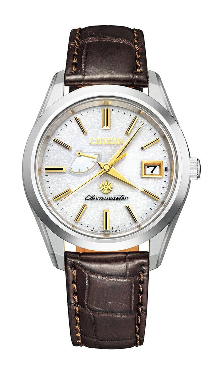 【今ならパスポートケースプレゼント】 ザ・シチズン The CITIZEN AQ1060-56W 高精度エコドライブ 土佐和紙採用モデル 真砂(Manago) 250本限定モデル 替えバンド付 正規品 腕時計