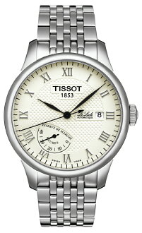 "TISSOT T006.424.11.263.00 ""T-CLASSIC LE LOCLE AUTOMATIC POWER RESERVE"""