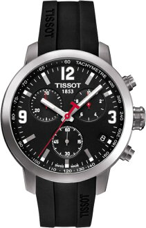 """TISSOT T055.417.17.057.00 """"T-SPORT PRC 200 Quartz Chronograph"""""""