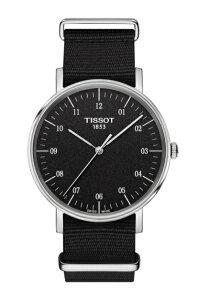 ※【正規品】TISSOT【ティソ】T109.410.17.077.00T-クラシックエブリタイムミディアム【カード分割】【腕時計】