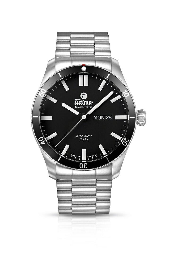 腕時計, メンズ腕時計  Tutima 6101-02