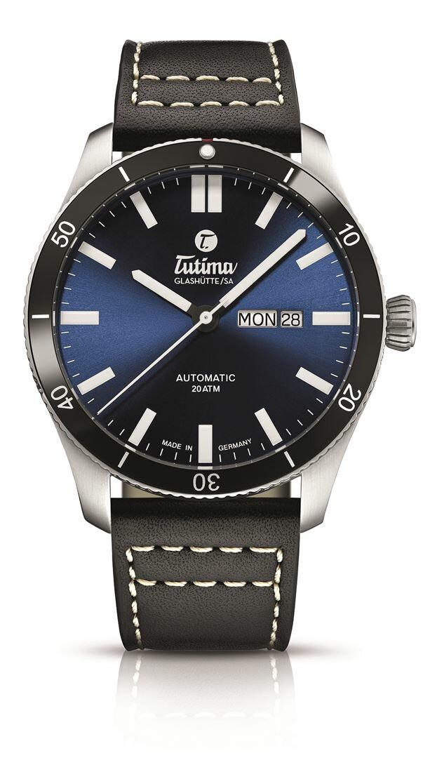 腕時計, メンズ腕時計  Tutima 6101-03