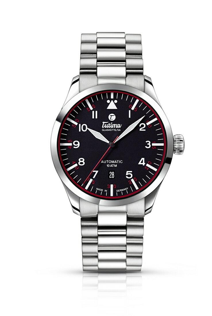 腕時計, メンズ腕時計  Tutima 6105-02