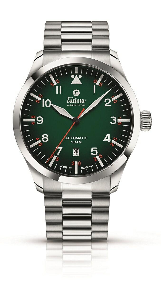腕時計, メンズ腕時計  Tutima 6105-30