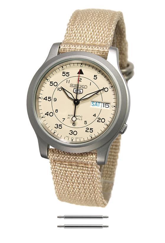 腕時計, メンズ腕時計 10 SEIKO 5 SNK803K2 2 2
