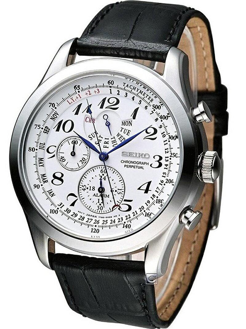 腕時計, メンズ腕時計 10 SEIKO SPC131P1