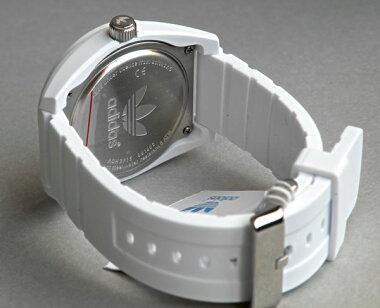 アディダスADIDASadidasoriginalsADH2915メンズレディース腕時計時計カジュアルウォッチアディダス白ホワイトマルチカラー海外モデルクリスマス
