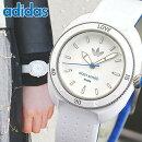 adidasアディダスSTANSMITHスタンスミスADH3123海外モデルレディース腕時計ウォッチシリコンラバーバンドクオーツアナログ白ホワイト青ブルー