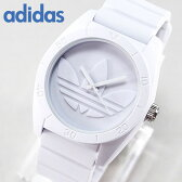 アディダス ランニング adidas originals 腕時計時計 ペア サンティアゴ SANTIAGO ADH6166 白 ホワイト メンズ レディース ユニセックス 腕時計 海外モデル 誕生日プレゼント ギフト