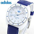 adidas アディダス stan smith スタンスミス ADH9087 海外モデル メンズ レディース 腕時計 男女兼用 ユニセックス 白 ホワイト 青 ブルー 誕生日プレゼント ギフト