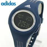 adidas アディダス ADP3267 海外モデル メンズ レディース 腕時計 男女兼用 ユニセックス シリコン ラバー バンド クオーツ デジタル 黒 ブラック 青 ネイビー ランニング スポーツ 誕生日プレゼント ギフト