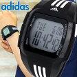 ★送料無料 adidas アディダス DURAMO デュラモ Performance パフォーマンス デジタル 黒 白メンズ 腕時計 ウレタン バンド ブラック ホワイト クオーツ ADP6089 海外モデル