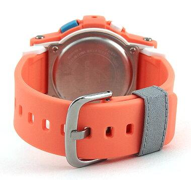 CASIOカシオBaby-GベビーGforrunningフォー・ランニングBGA-185-4A海外モデルレディース腕時計ウォッチオレンジ