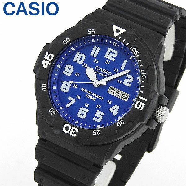 腕時計, メンズ腕時計 BOX3 CASIO MRW-200H-2B2