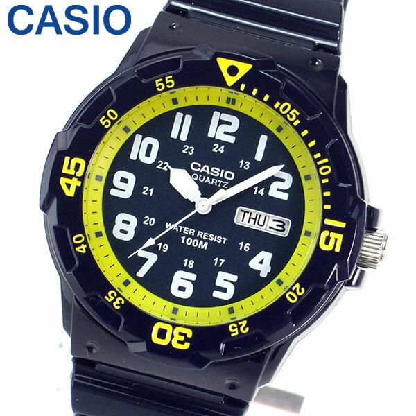 腕時計, メンズ腕時計 3BOXCASIO MRW-200HC-2B