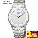 CITIZEN シチズン CITIZEN COLLECTION シチズンコレクション AR3014-56A メンズ 腕時計 メタル ソーラー...