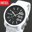 ★送料無料 DIESEL ディーゼル フランチャイズ DZ1522 海外モデル メンズ 腕時計 watch ウォッチ クオーツ アナログ 黒 ブラック 白 ホワイト
