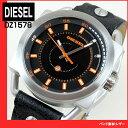 DIESEL ディーゼル DZ1578 メンズ 腕時計 革ベルト レザ...