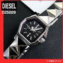 ★送料無料 ディーゼル 時計 アナログ DIESEL DZ5228 シルバー×ブラック Z BACK UP レディース腕時計 watchメタルバンド ベルト 海外モデル