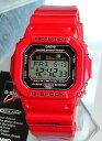 BOX訳ありCASIO カシオ G-SHOCK Gショック ジーショック メンズ レディース 腕時計 G-LIDE ORIGIN デジタル スクエア GLX-5600-4 海外モデル G-SHOCK Gショック ジーショック 赤 レッド 商品到着後レビューを書いて3年保証 ギフト