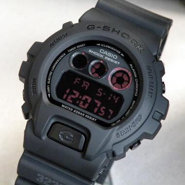 商品到着後レビューを書いて3年保証CASIOカシオG-SHOCKGショックジーショックメンズ腕時計新品多機能防水カジュアルウォッチデジタルDW-6900MS-1海外モデル黒スポーツ誕生日プレゼントギフト