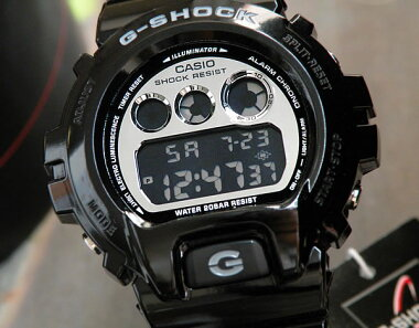 商品到着後レビューを書いて3年保証カシオCASIOG-SHOCKGショックジーショックメンズ腕時計新品多機能防水カジュアルウォッチデジタルDW-6900NB-1ブラック黒海外モデル【あす楽対応】スポーツ誕生日プレゼントギフト