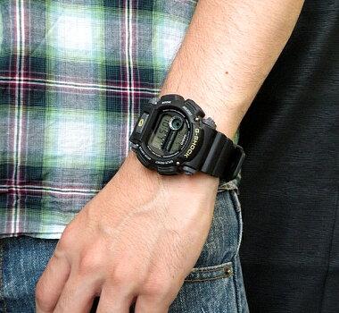レビュー3年保証腕時計CASIOカシオG-SHOCKGショックジーショックメンズ腕時計DW-9052-1B海外モデルデジタル