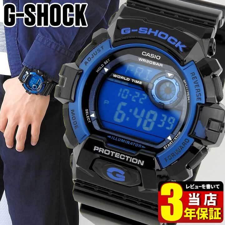 腕時計, メンズ腕時計 CASIO G G-SHOCK G-8900A-1 LED