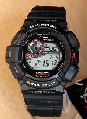 腕時計, メンズ腕時計 CASIO G-SHOCK G G-9300-1 MUDMAN