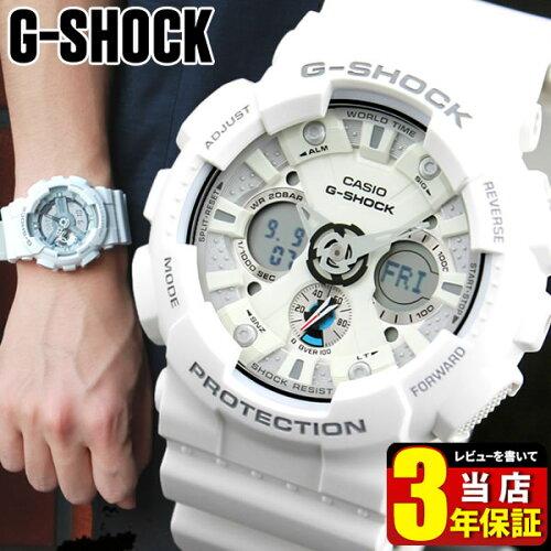CASIO カシオ G-SHOCK Gショック ジーショック gshock GA-120A-7A 海外モデル 腕時計 メンズ 時計 ...