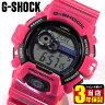 商品到着後レビューを書いて3年保証 CASIO カシオ G-SHOCK Gショック ジーショック メンズ 腕時計 GLS-8900-4 ピンク 海外モデルスポーツ 誕生日 ギフト