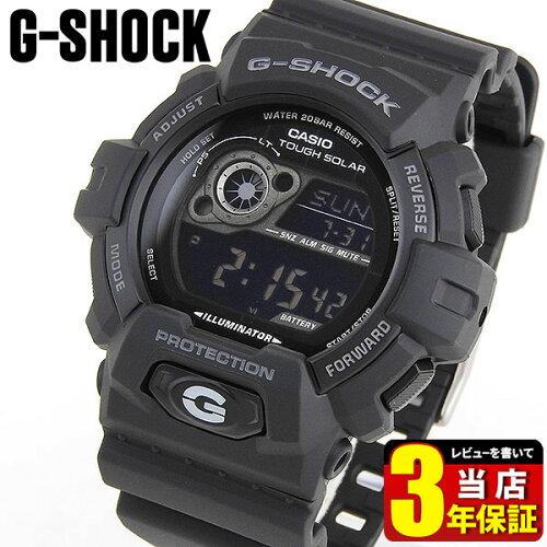 CASIO カシオ Gショック ジーショック タフソーラー gshock G-SHOCK GR-8900A-1海外モ...