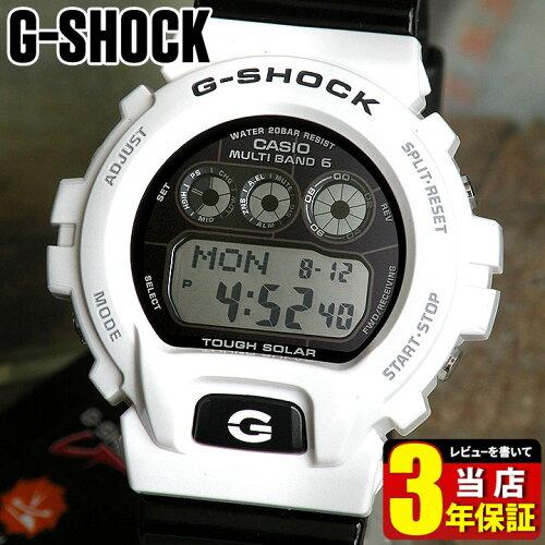 CASIO カシオ G-SHOCK Gショック ジーショック GW-6900GW-7 海外モデル 電波 ソーラー...