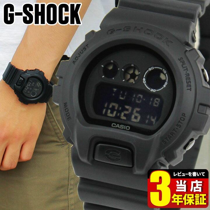 腕時計, メンズ腕時計 BOXCASIO G-SHOCK G DW-6900BB-1